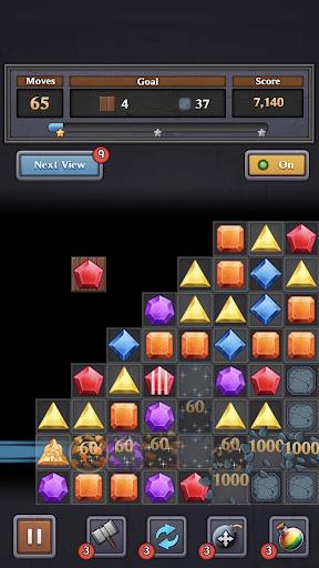 Jewelry Match Puzzle 1.2.8 screenshots 2