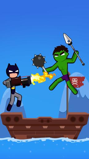 Spider Stickman Fighting 3 - Supreme Duelist Apkfinish screenshots 7