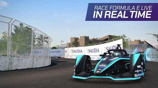 ghost racing: formula e screenshot 1