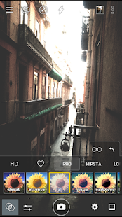 Cameringo Lite. Filters Camera Screenshot