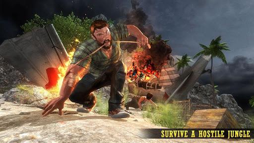 Hero Jungle Adventure - Jungle Survival Game 2020 screenshots 3