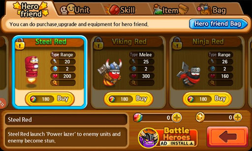 Larva Heroes: Lavengers 2.7.3 screenshots 6