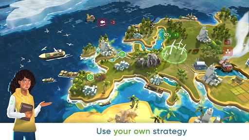 Save the Earth - Eu0421O Strategy  screenshots 9
