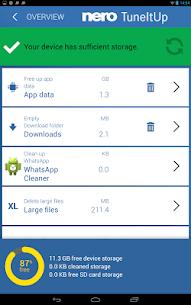 Nero TuneItUp | Boost & Clean 1.5.0.189_nero APK Mod Latest Version 2
