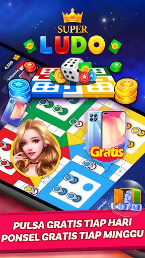 Ludo Super - Online Ludo Game(Hadiah Pulsa Gratis) Apkfinish screenshots 1