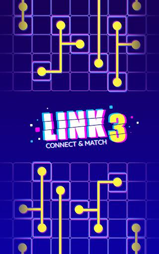 Link 3 - Connect & Match screenshots 5