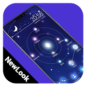 NewLook Launcher - Galaxy horoscope style launcher