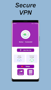 Pro VPN – Unlimited, High Speed MOD (Premium) 3