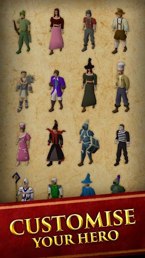 Old School RuneScape apkdebit screenshots 7