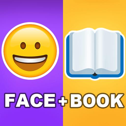 2 Emoji 1 Word - Guess Emoji Word Games Puzzle