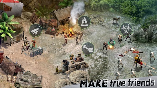 LOST in Blue(Global) MOD APK (Unlimited Lives, Equipment) 5