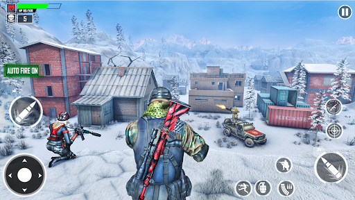 New Shooting Games 2021: Free Gun Games Offline  screenshots 5