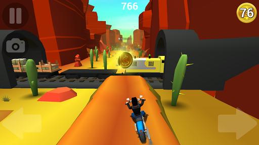 Faily Rider apktram screenshots 4