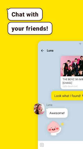 KakaoTalk: Free Calls & Text android2mod screenshots 1