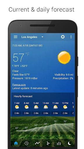 Digital clock & world weather 5.83.2 Screenshots 2