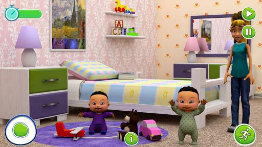 Twin Newborn Baby Care - Babysitter Daycare Game  Pc-softi 6