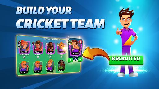 Hitwicket Superstars - Cricket Strategy Game 2021 APK MOD (Astuce) screenshots 5