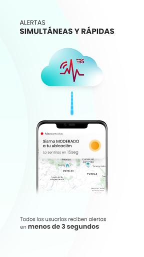 SASSLA: Sismos en tiempo real android2mod screenshots 4