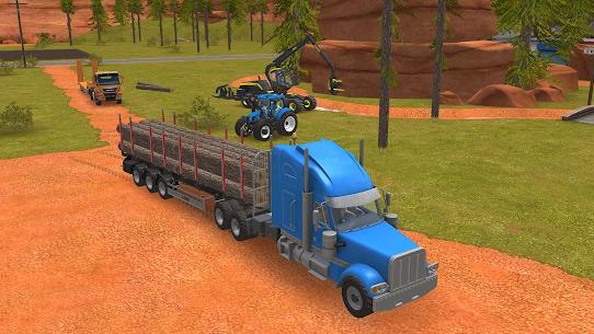 Farming Simulator 18 Mod Apk 1.4.0.6 (Unlimited Money) 14