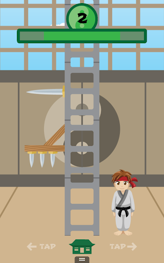 karate chop challenge free screenshot 3