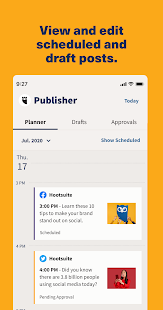 Hootsuite: Schedule Posts for Twitter & Instagram Screenshot