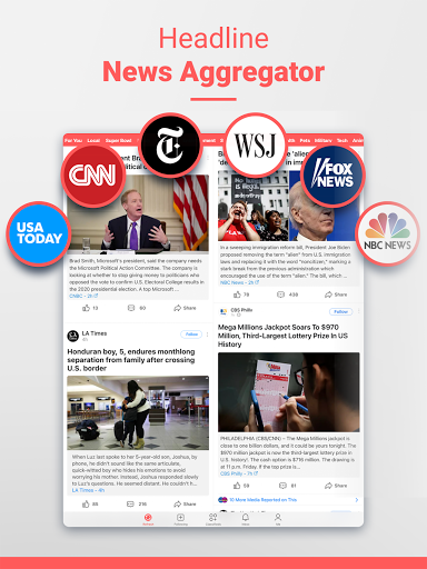 NewsBreak: Local News that Connects the Community android2mod screenshots 18