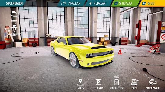 Car Mechanic Simülatör Apk İndir , Car Mechanic Simülatör Apk Mod , Yeni 2021* 1