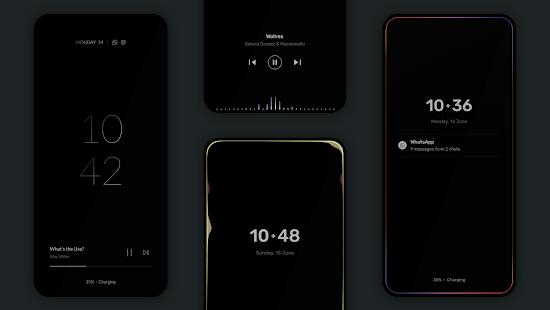 Muviz Edge - Music Visualizer, AOD Edge Lighting 1.3.2.0 Screenshots 4
