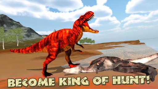 Hungry T-Rex: Island Dinosaur Hunt 0.7 screenshots 4