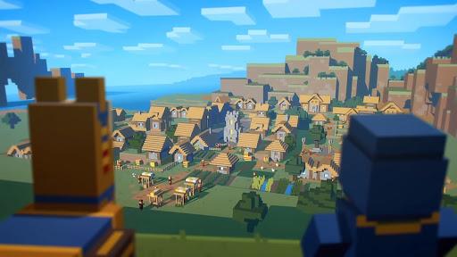 Block Craft Building Game 2021 apktram screenshots 1
