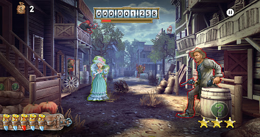 Mad Bullets: The Rail Shooter Arcade Game  screenshots 1