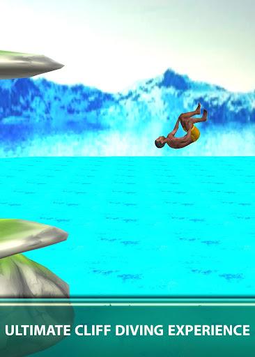 Cliff Flip Diving 3D - Swimming Pool Flip Master screenshots 6