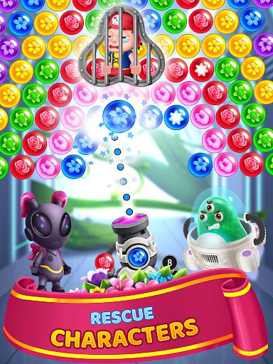 Flower Games - Bubble Shooter 4.2 screenshots 21