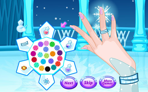 Ice Queen Beauty Salon 1.0.1 screenshots 6