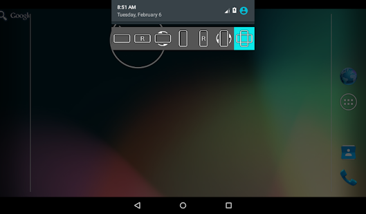 control screen rotation 3.0.2 Screenshots 8