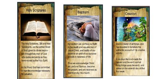 SDA 28 Fundamental Beliefs  screenshots 4
