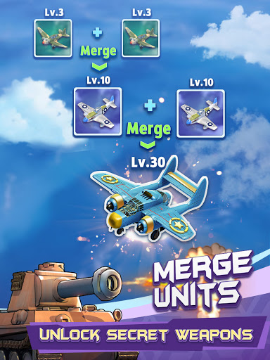 Top Defense:Merge Wars 1.0.57 screenshots 11