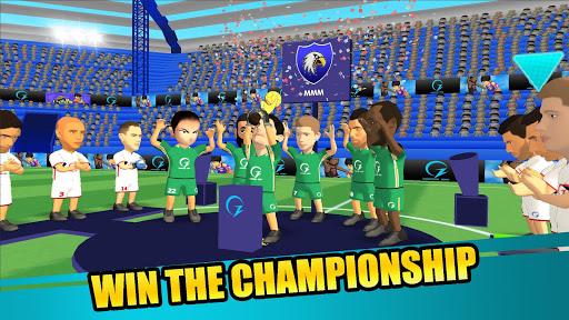 Furious Goal(Ultimate Soccer Team) screenshots 2