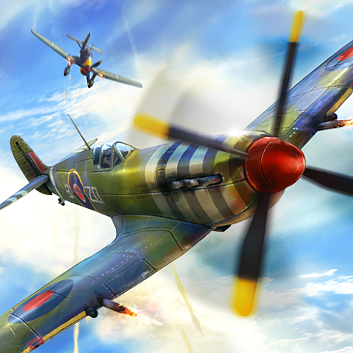 Warplanes: WW2 Dogfight  (Mod) 2.1.1 mod