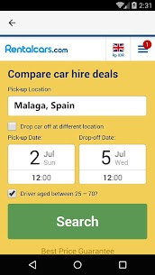 Malaga Car Rental Spain For Pc (Download In Windows 7/8/10 And Mac) 3
