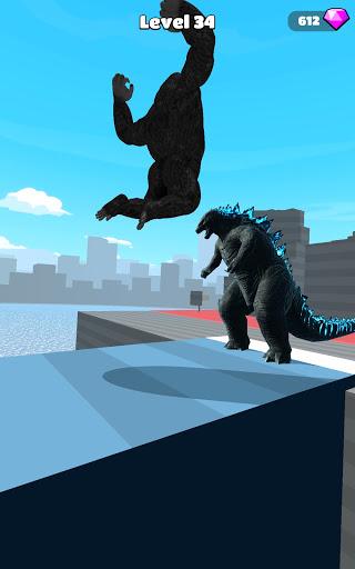 Kaiju Run screenshots 10