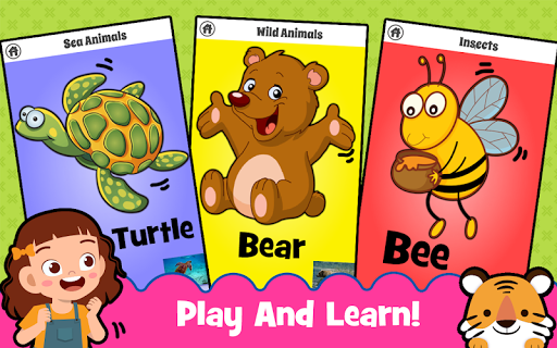 Animal Sounds for babies & Coloring book for kids 1.20 screenshots 3