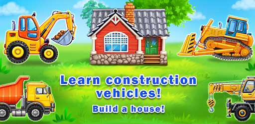 Truck games for kids - build a house, car wash Versi 7.3.4