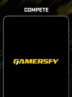 Gamersfy: Win prizes on Tournaments & 1vs1 Matches