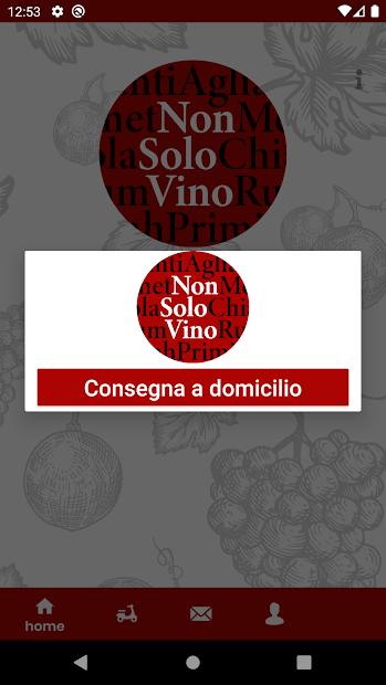 NonSoloVino screenshot 1