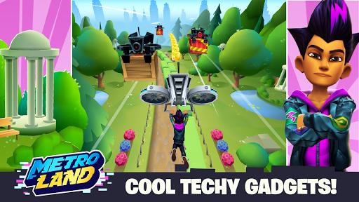 MetroLand - Endless Arcade Runner  screenshots 16