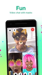 Messenger Kids – The Messaging App for Kids 3