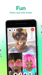 Messenger Kids – The Messaging App for Kids Screenshot