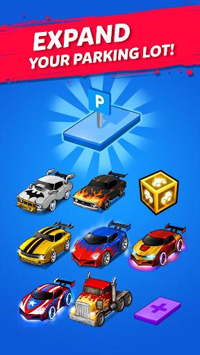 Merge Battle Car: Best Idle Clicker Tycoon game 2.0.11 screenshots 8