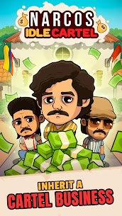 Narcos: Idle Cartel Mod Apk (Unlimited Money) 1